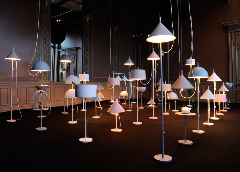 Nendo Illuminated by Wastberg