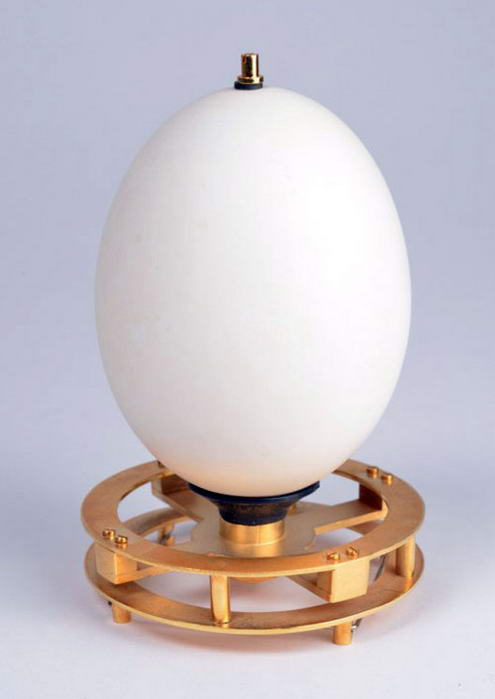 Sigurd Bronger Object Carrying Device for a Duck Egg 1998