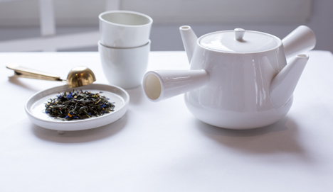 Tea for two by Richard Hutten for Droog, photo by Mo Schalkx