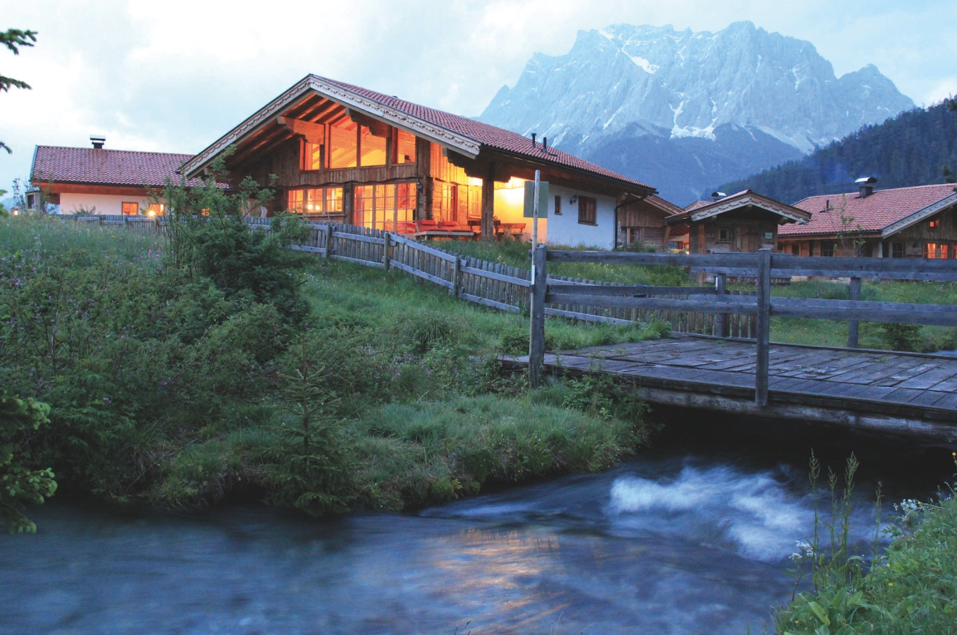 Chalet Resort LaPosch Fonte dell'immagine: Chalet Resort LaPosch